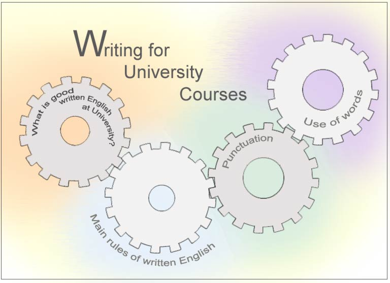 Writing for University Courses Image